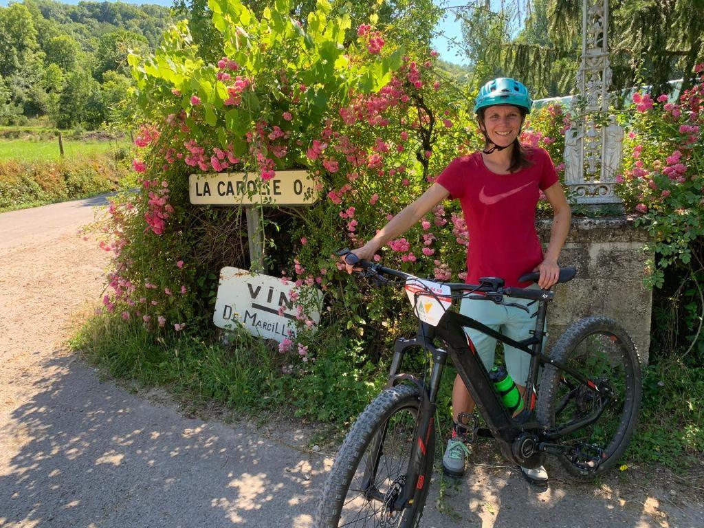 Du vélo dans le Marcillac au départ du domaine de la Carolie