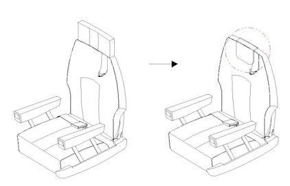 AvFabulous Clear View Hidden Headrests » Aviation Fabricators