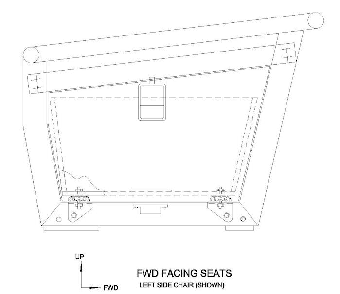 Cessna LH Fwd Underseat Drawer Kit » Aviation Fabricators