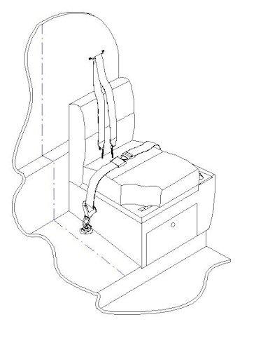King Air Toilet Seat » Aviation Fabricators