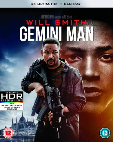 Gemini Man Streaming Hd : gemini, streaming, Gemini, Blu-ray, Review, AVForums