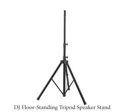 DJ/PA Mackie Behringer Yamaha Yorkville Speaker Tripod