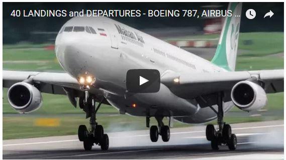 40 Landings and Departures