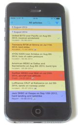 AVHAPP on Android and iOS
