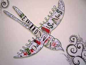 Schriftvogel