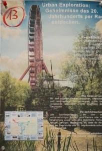 Plakat Projekt 13 in 2018
