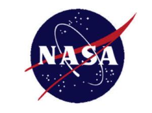 Nasa Logo bzw, Button