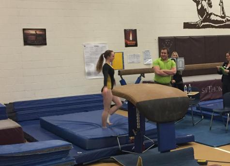 Apple Valley Gymnastics Wishes for–and Works for–Win