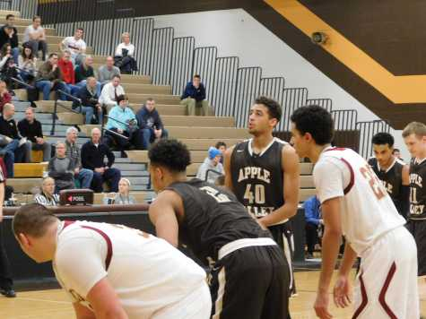 Boys' Basketball Opens Home Stretch With Win