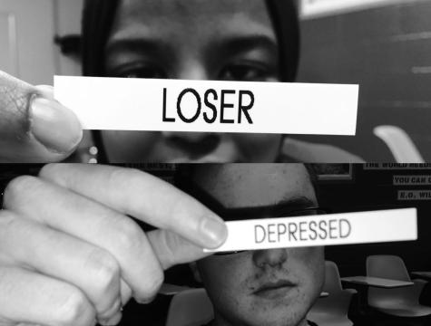 People struggling with mental disorders are not their labels.