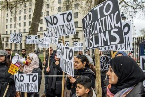Islamophobia on the Rise