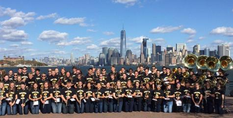 Music in the Megalopolis: Band Trip to NYC