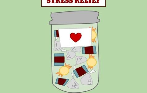 Stress Relief in a Jar