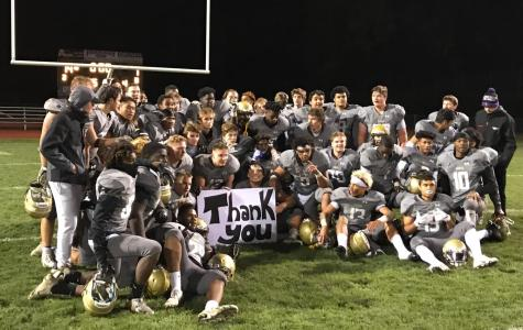 Football Finishes Regular Season on High Note