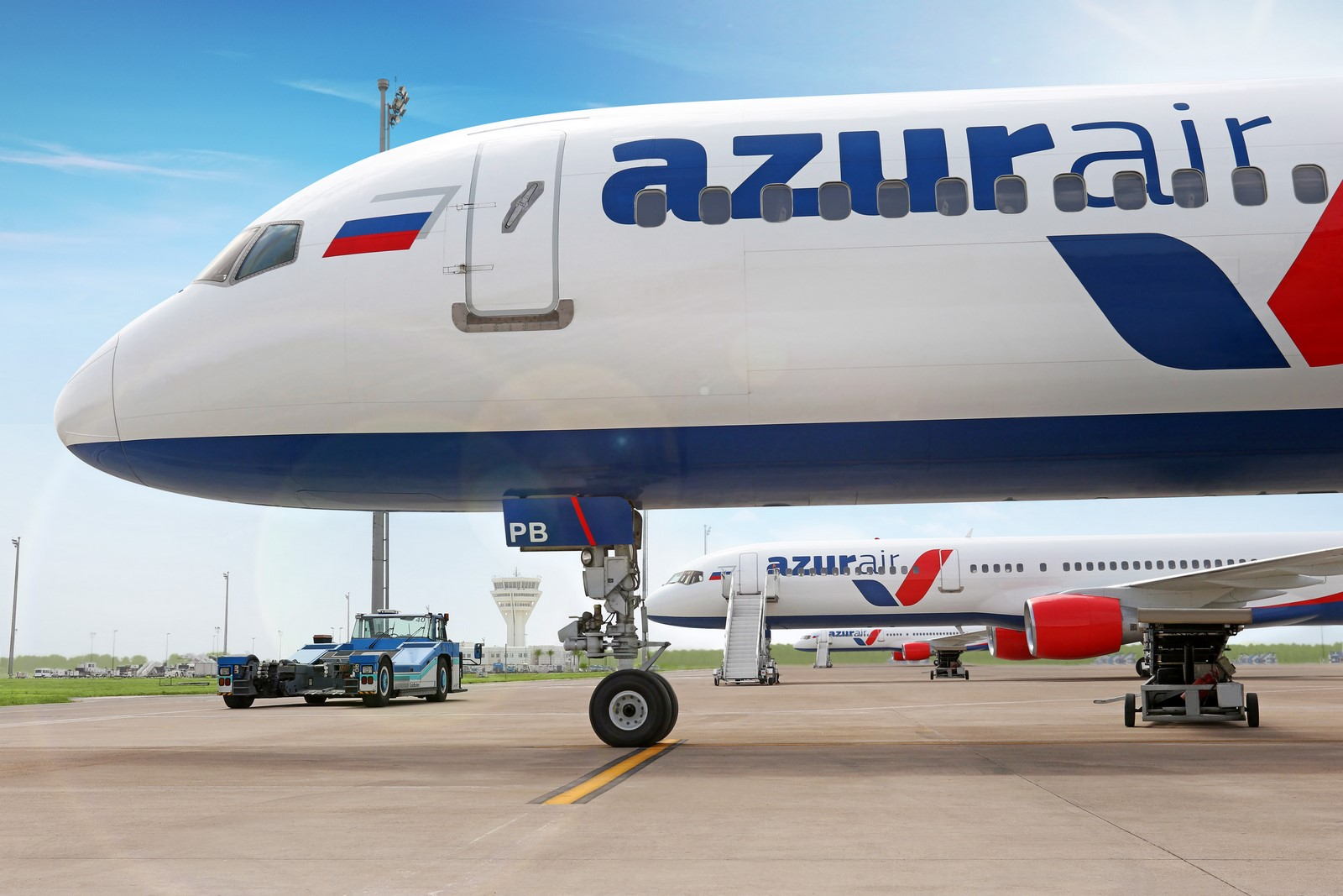 Авиакомпания Azur Air