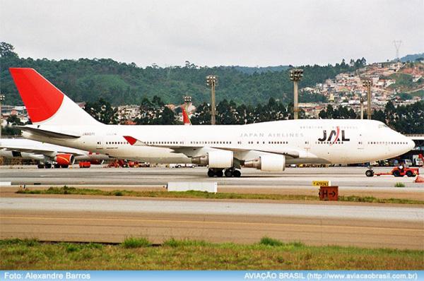, TAM anuncia codeshare com a Japan Airlines, Portal Aviação Brasil