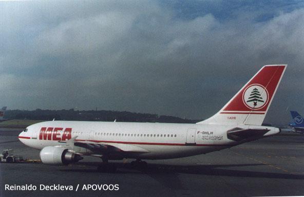 , MEA – Middle East Airlines (Líbano), Portal Aviação Brasil