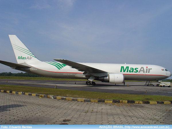 MAS Air Cargo, MAS Air Cargo (México), Portal Aviação Brasil