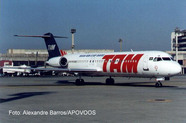 , TAM – Transportes Aéreos Regionais (Brasil), Portal Aviação Brasil