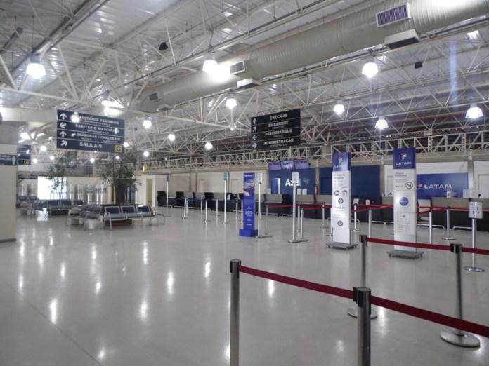 Bauru, Aeroporto de Bauru (Arealva), Portal Aviação Brasil