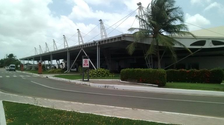 Aeroporto Internacional de São Luís/Marechal Cunha Machado
