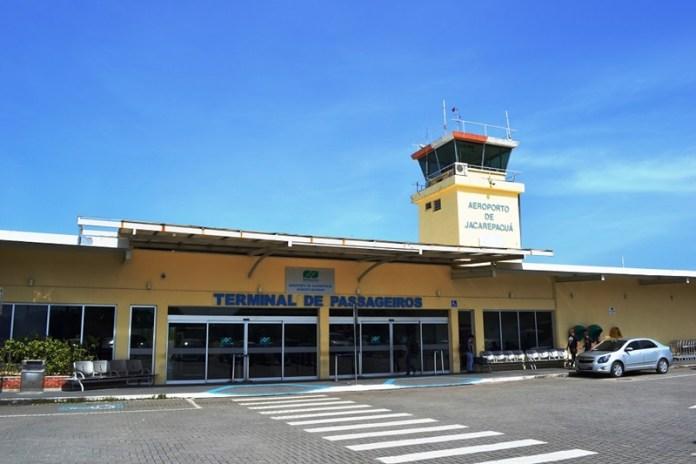 Aeroporto do Rio de Janeiro (Jacarepaguá)