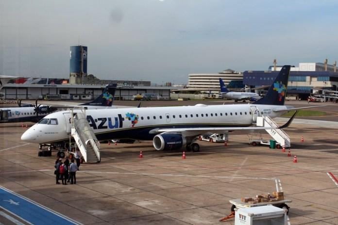 Porto Alegre, Aeroporto Internacional de Porto Alegre (Salgado Filho), Portal Aviação Brasil