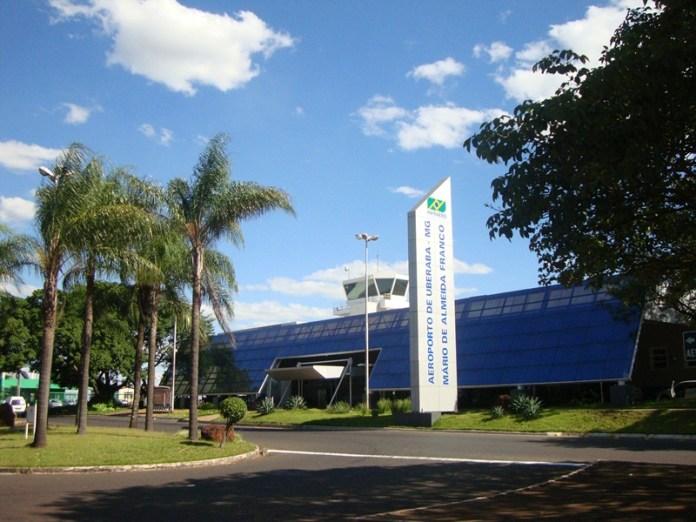 Uberaba, Aeroporto de Uberaba, Portal Aviação Brasil