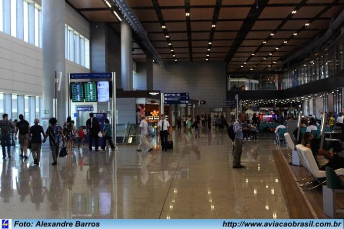 Confins, Aeroporto Internacional de Belo Horizonte (Confins), Portal Aviação Brasil