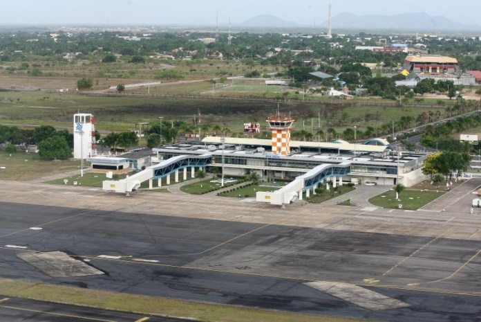 Boa Vista, Aeroporto Internacional de Boa Vista, Portal Aviação Brasil