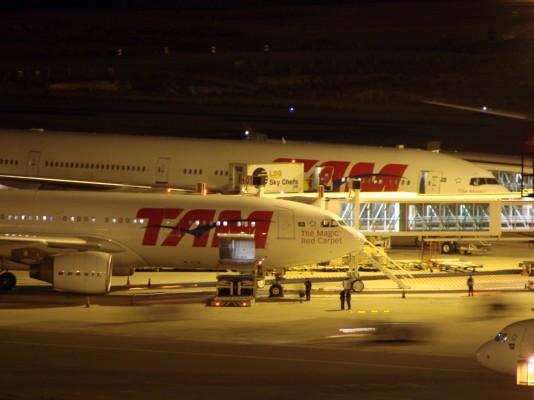 , Noticias da TAM, Portal Aviação Brasil