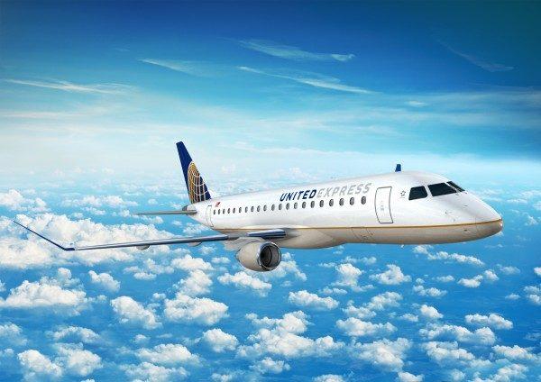 , Embraer fecha pedido de US$ 1,9 bilhão com a United Airlines, Portal Aviação Brasil