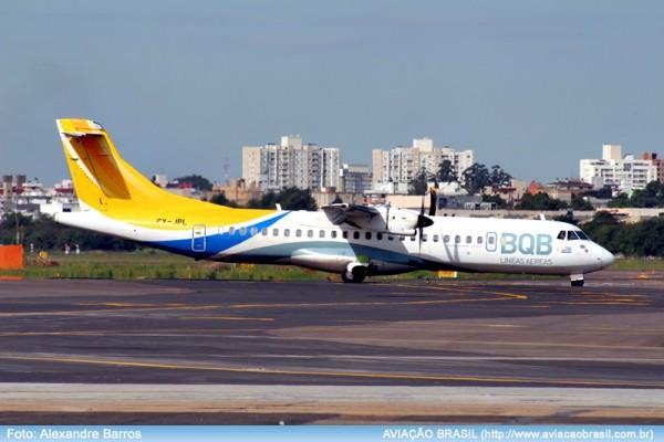 , BQB Lineas Aéreas (Uruguai), Portal Aviação Brasil