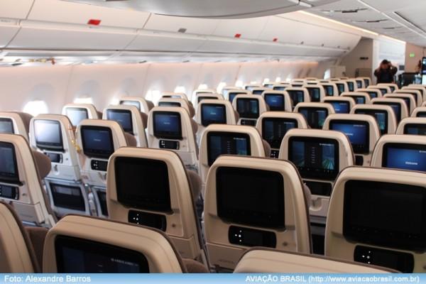 , Onde irão operar os novos Airbus A350 da TAM?, Portal Aviação Brasil