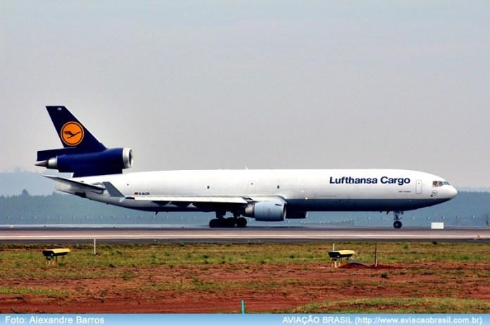 Lufthansa Cargo passa a voar para Natal