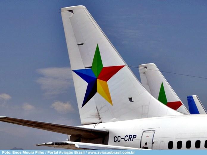 , PAL Airlines (Chile), Portal Aviação Brasil