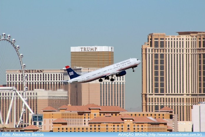 , US Airways (USA), Portal Aviação Brasil
