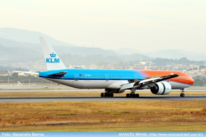 KLM, KLM Royal Dutch Airlines (Holanda), Portal Aviação Brasil