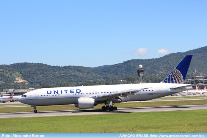 United, United Airlines (USA), Portal Aviação Brasil