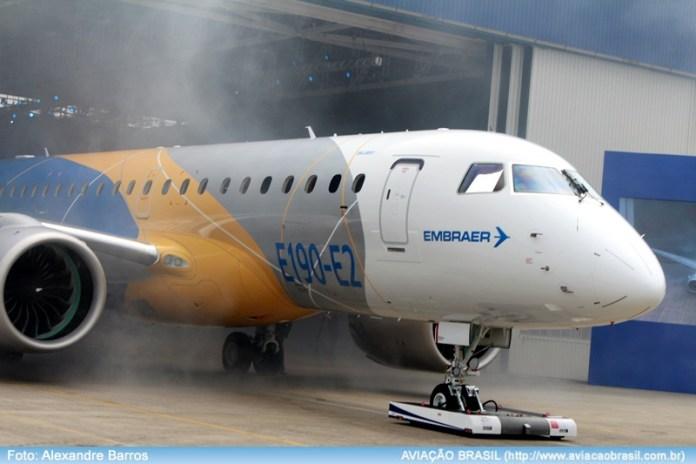 Borajet arrenda cinco jatos Embraer E-jets E2 via AerCap, Borajet arrenda cinco jatos Embraer E-jets E2 via AerCap, Portal Aviação Brasil