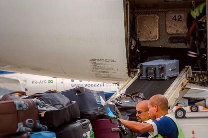 , O que as empresas de ground handling estão fazendo para reduzir o extravio de bagagem, Portal Aviação Brasil