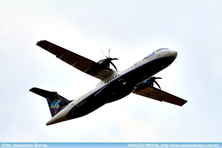 Sorriso recebe voo inaugural da Azul