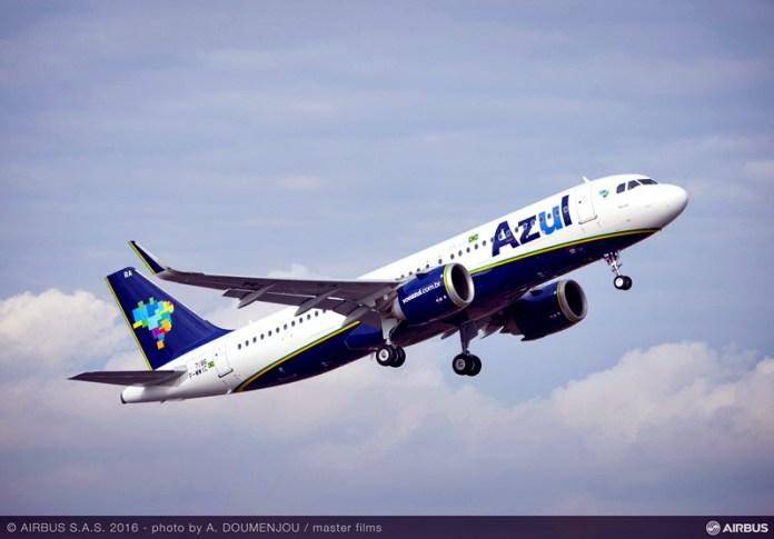 , Azul terá voos exclusivos para Bariloche na alta temporada, Portal Aviação Brasil
