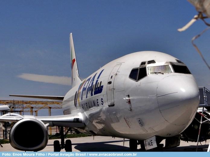, One Airlines (Chile), Portal Aviação Brasil