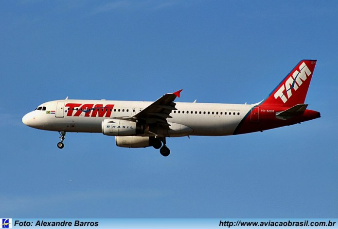 Latam Airlines Paraguay (Paraguai)