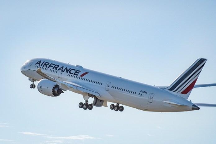 , Air France coloca em operação seu primeiro Boeing 787, Portal Aviação Brasil