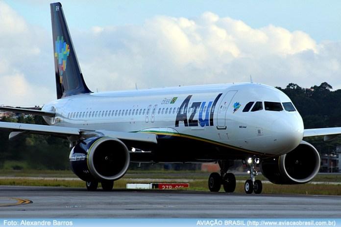 Azul; BH; Buenos Aires;, Azul coloca o Airbus A320Neo na rota BH – Buenos Aires, Portal Aviação Brasil