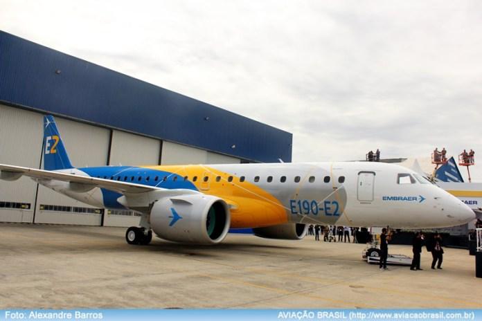 , Embraer entrega 18 jatos comerciais no 1º trimestre de 2017, Portal Aviação Brasil