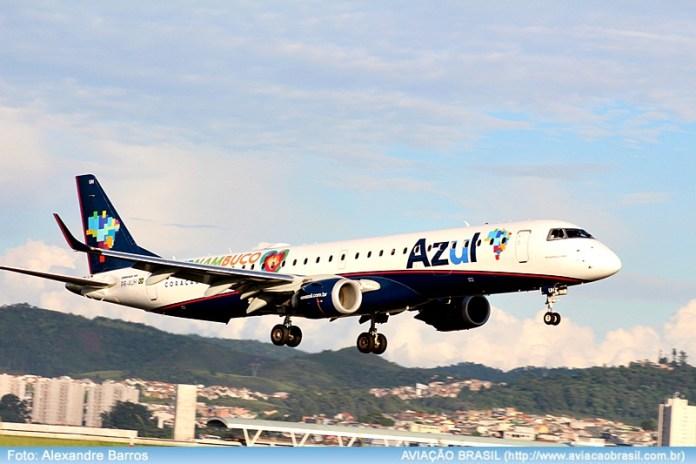 , Azul é aérea mais pontual e única quatro estrelas da América do Sul pela OAG, Portal Aviação Brasil