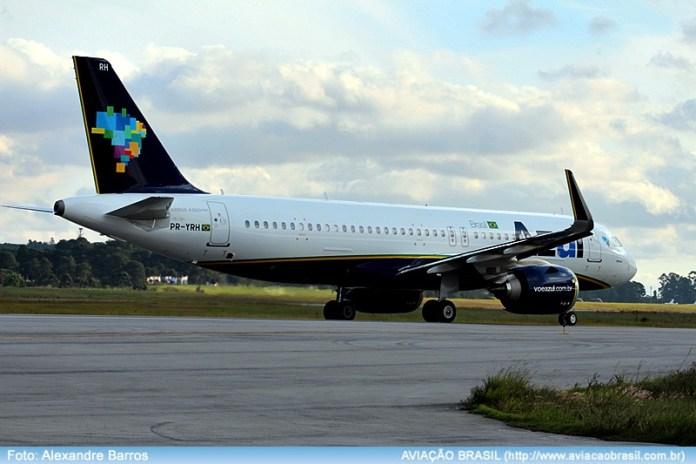 Azul; Belém;Ft. Lauderdale;, Azul adiciona voo sazonal entre Belem e Ft. Lauderdale, Portal Aviação Brasil